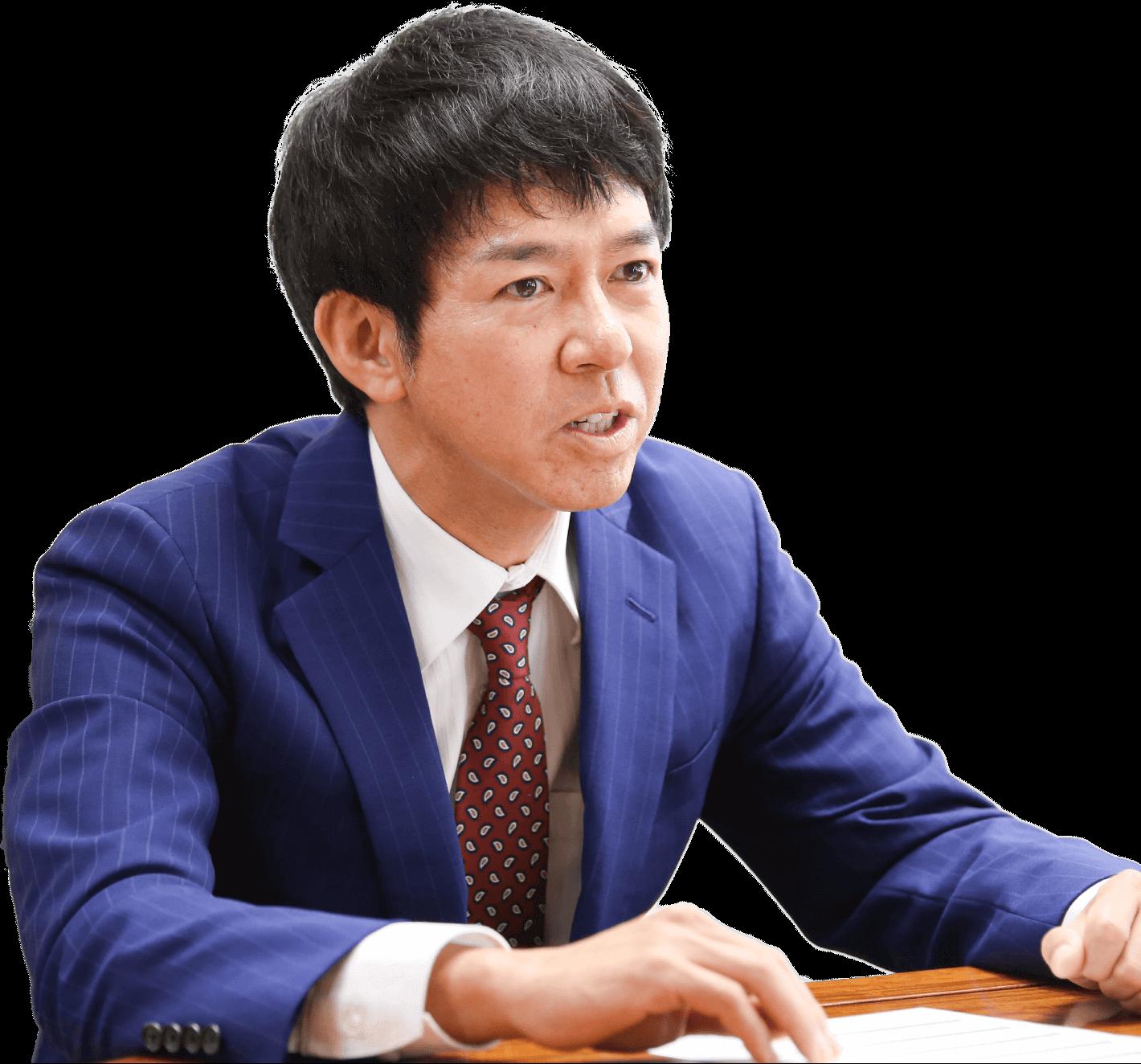 代表取締役 岡田 司