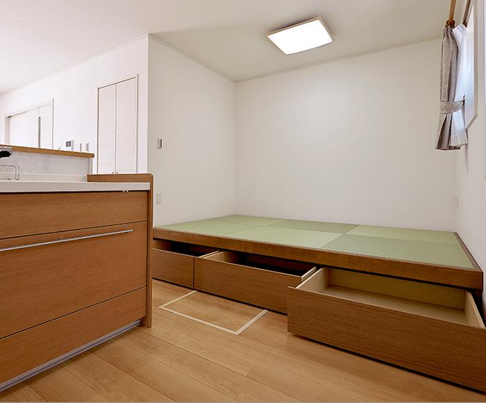 床上げ和室