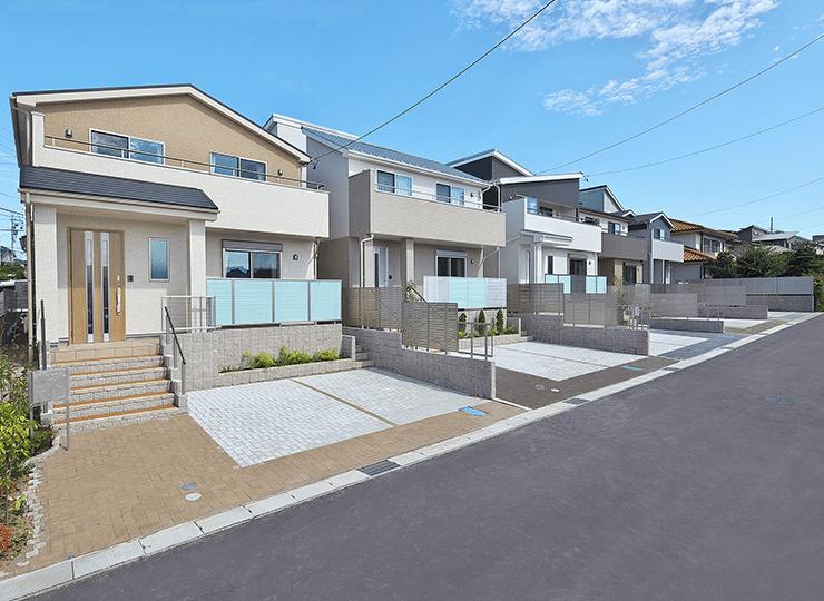 住宅事業施工例