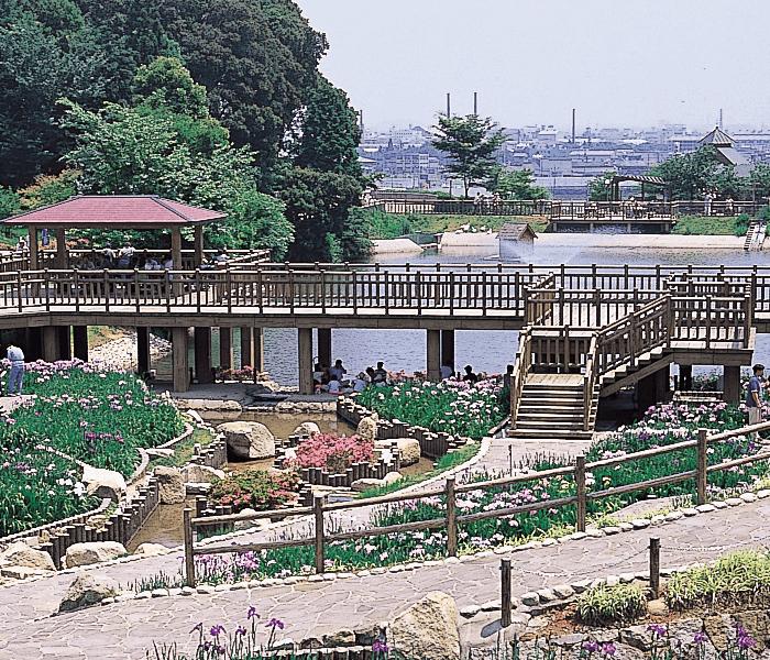 公園施工例