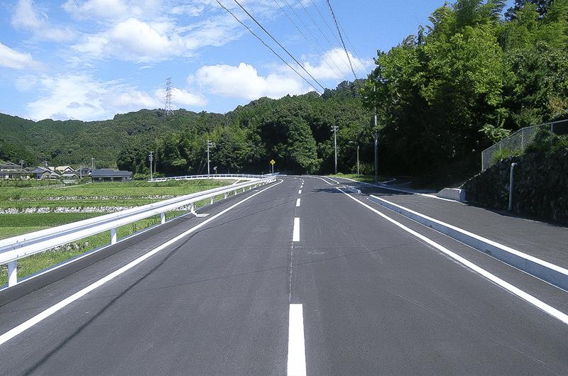 道路橋梁改築工事