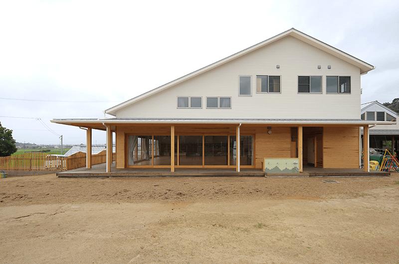 恵の実保育園増築工事