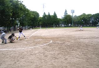 第58回豊川商工業親善野球大会1