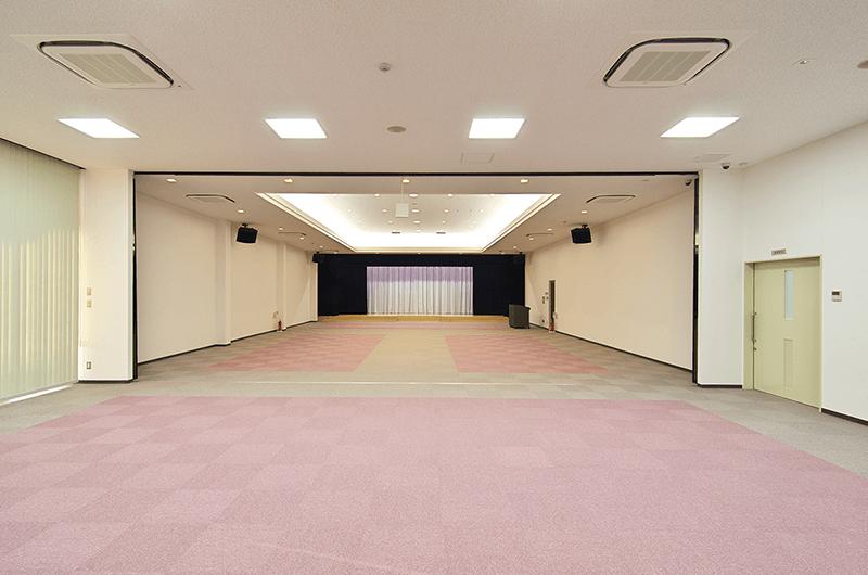 JAひまわり やすらぎ会館ごゆ(豊川市)2