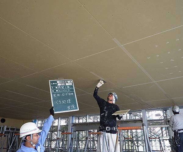 海陽ヨットハーバー整備工事 内装工事1