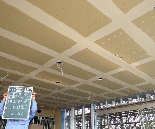 海陽ヨットハーバー整備工事 内装工事2