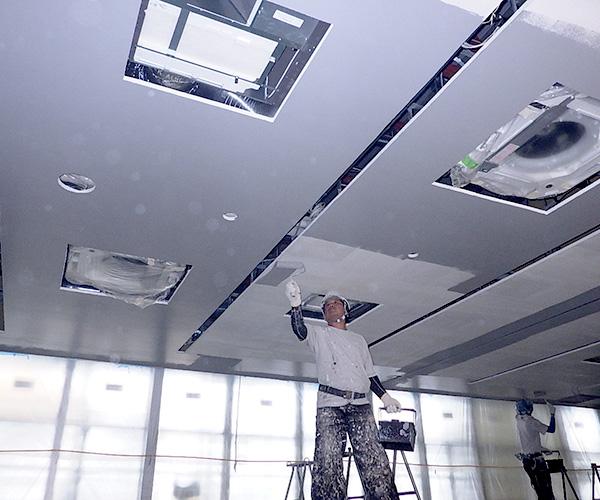 海陽ヨットハーバー整備工事 塗装工事1