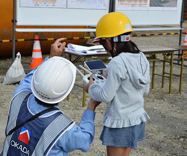 子供チャレンジ建設体験会を開催しました2