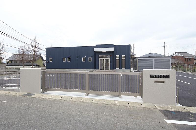豊川管理事務所移転建築工事