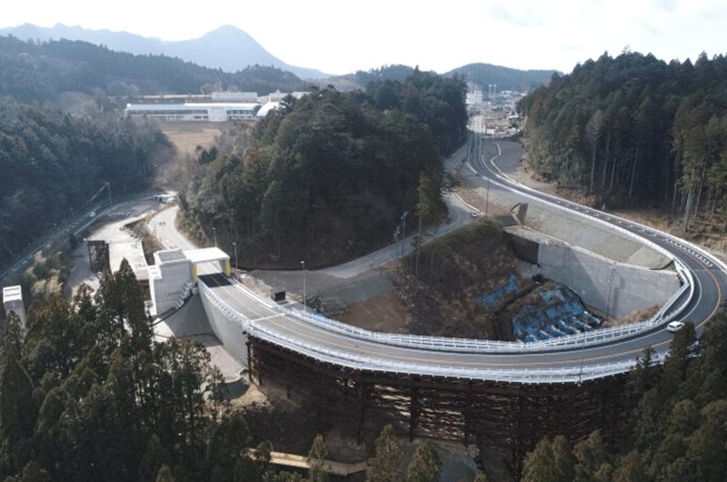 平成29年度 設楽ダム設楽根羽線1号橋下部工事