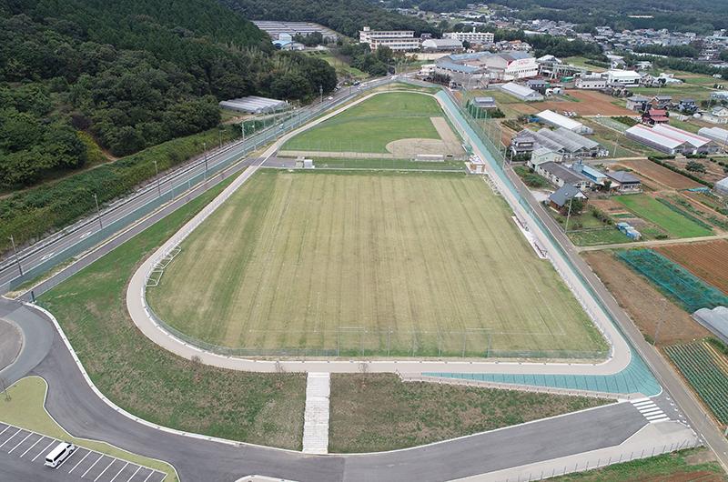 豊川市スポーツ公園整備工事