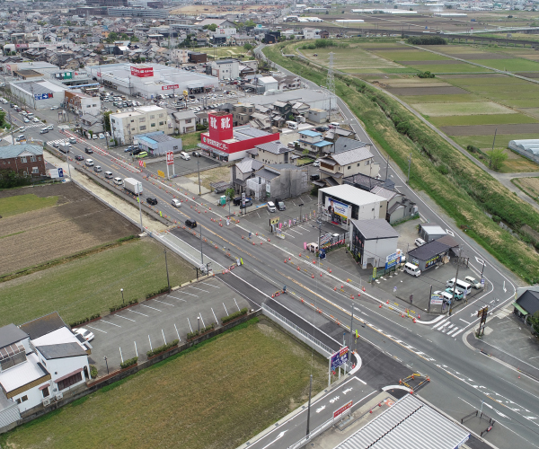 令和2年度 街路改良工事(交付金/姫街道・R2)3