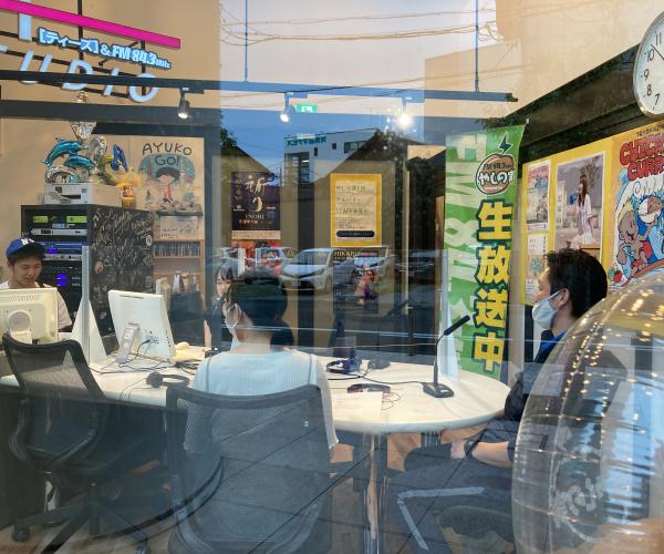 やしの実FM【地元企業紹介!SUGAR RECRUIT】に出演しました!1