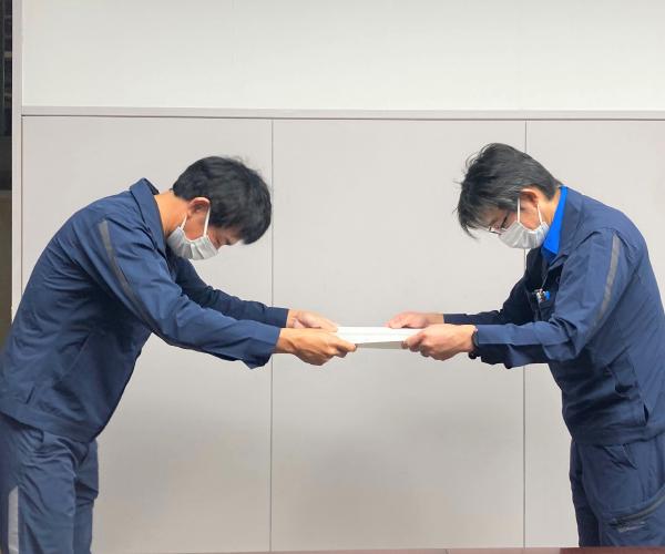 豊川市 工事表彰2