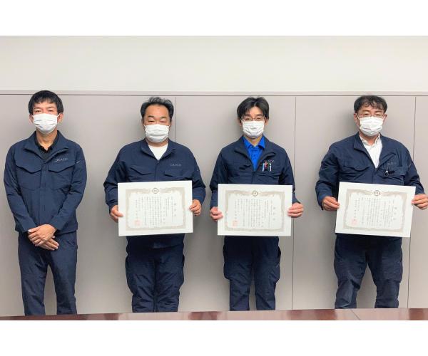 豊川市 工事表彰1